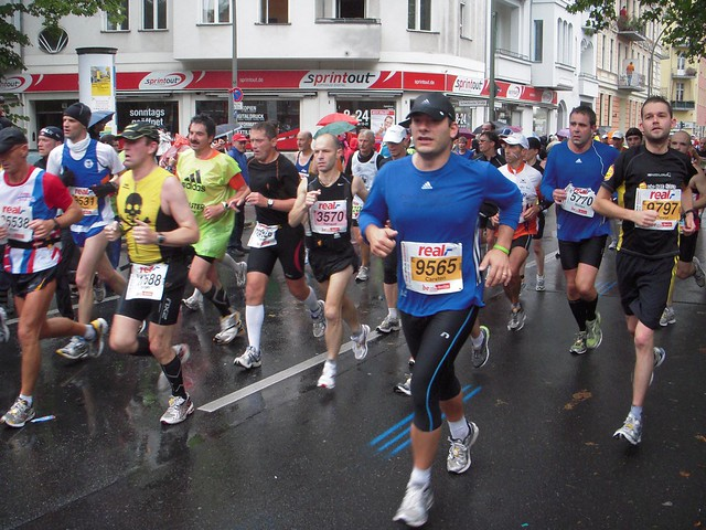 real,- Berlin Marathon