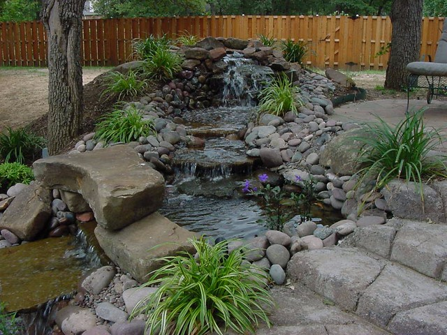 Landscape Designs Waterfall Southlake Texas Flickr Photo Sharing