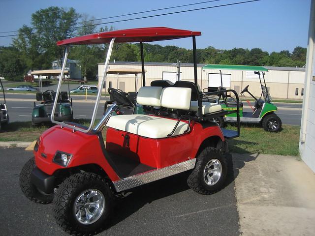 2000 yamaha gas golf cart flickr photo sharing