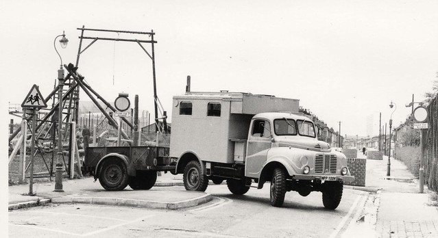Austin Wireless truck