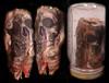 Matt_Heft_Tattoo_Pig_Feet_Skull_WEB $80~ Dead pig