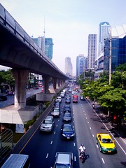 Sathorn Road