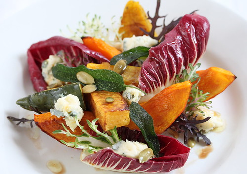 Maddocks Farm Autumn Salad