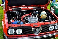 auto show(0.0), alfa romeo giulietta(0.0), sports car(0.0), automobile(1.0), alfa romeo(1.0), vehicle(1.0), antique car(1.0), land vehicle(1.0),