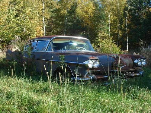 1958 Cadillac by carcrazy6509