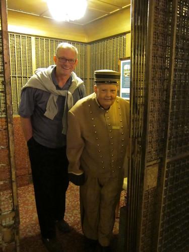 Hotel Del Coronado, old elevator, elevator … IMG_2792