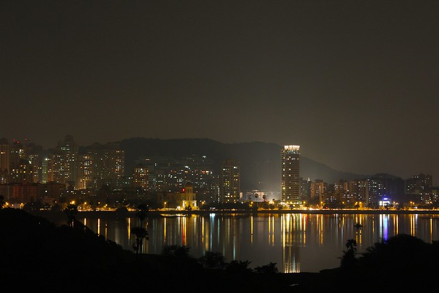 Powai lake | ekal iawoP (reflection!)