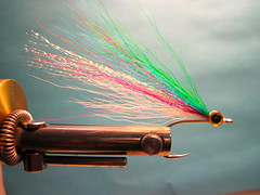 Jay Nicholas's  Chinook Salmon Surf Fly