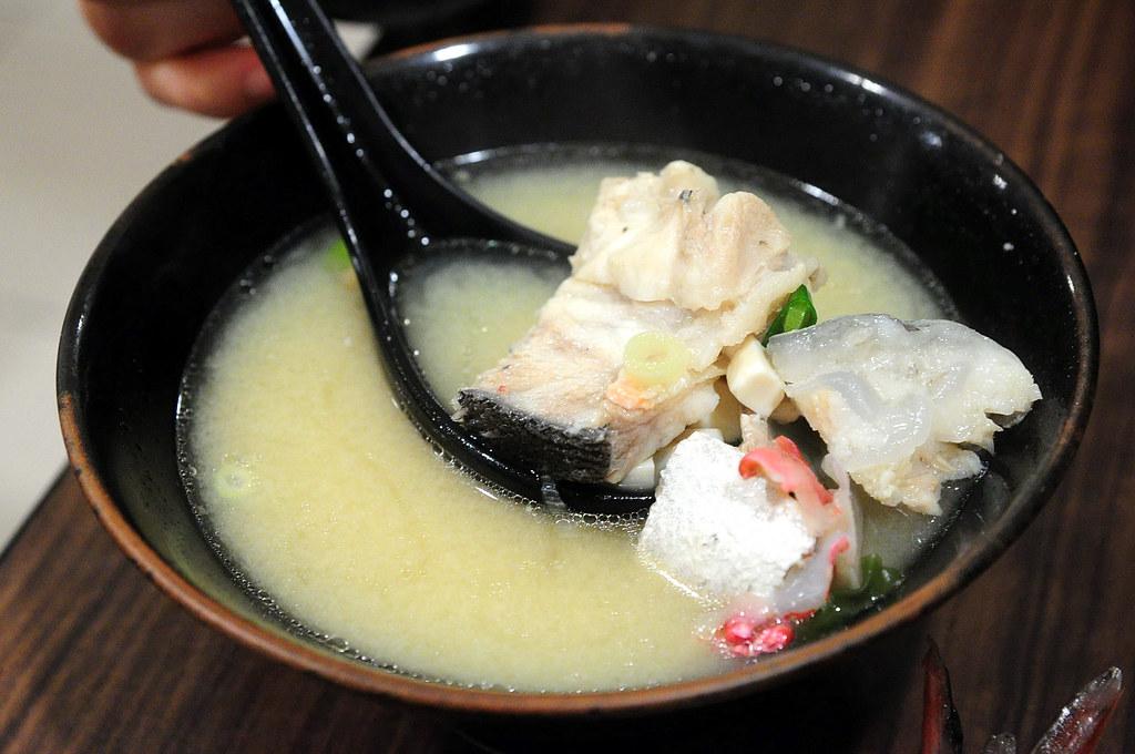 竹壽司-味噌湯