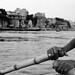 Boat in Varanasi
