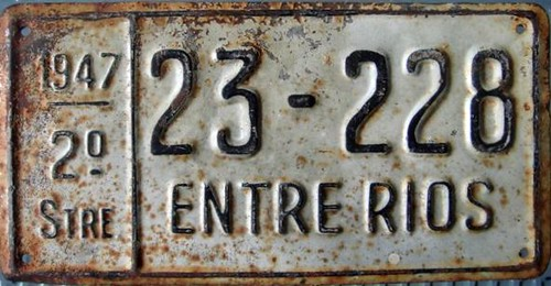 Autor: Sukos License Plates