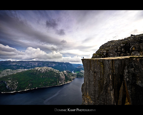 Preikestolen - Pulpit Rock