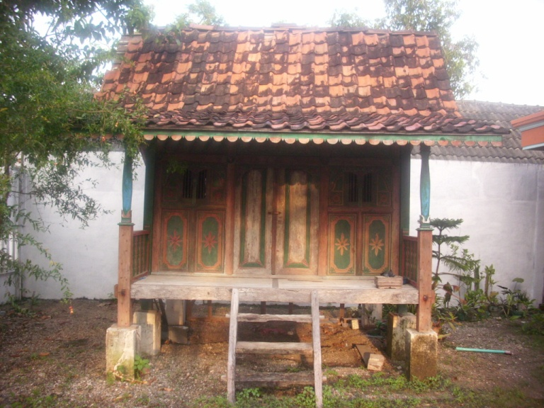 rumah  gebyok full kayu jati jual Flickr Photo Sharing