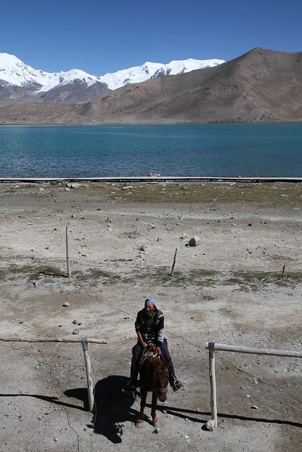 Karakul lake カラクリ湖