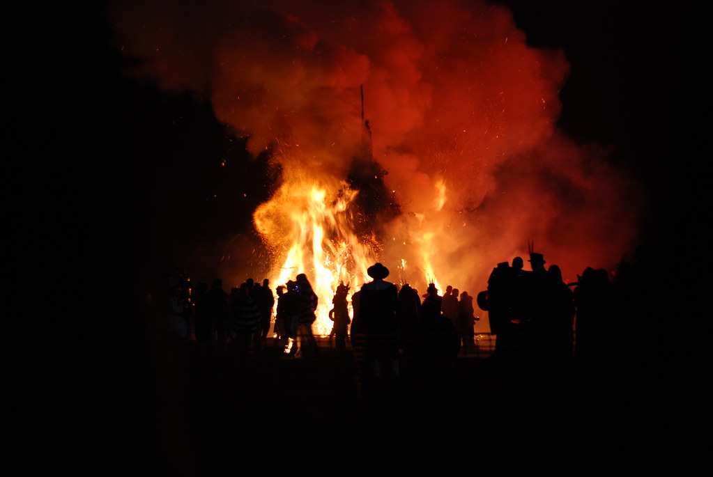 Guy Fawkes Night 2010 - Battle