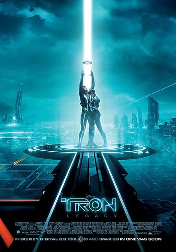 Tron : Legacy Latest Poster