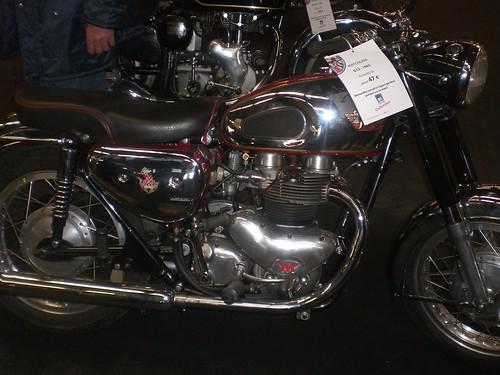 Matchless G12 1965 650cc OHV
