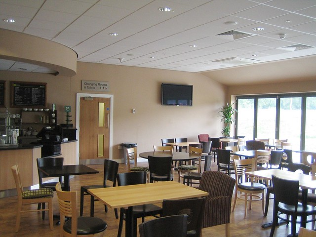 Finchampstead Baptist Church - Cafe 4