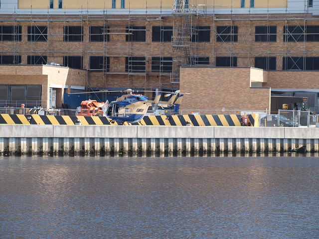 Bayflight helocopter at Tampa General Hospital | Flickr ...