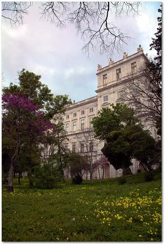 Palácio Nacional da Ajuda... by Manon van der Lit