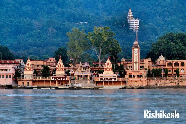 Rishikesh..... The Spiritual Capital