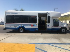 Riverside Transit Agency Bus #8553