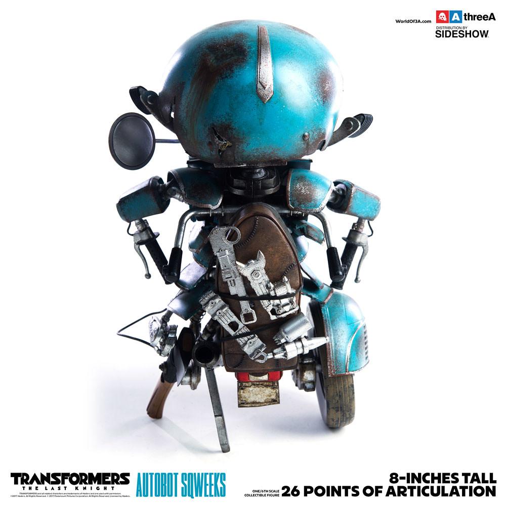 threeA 變形金剛5:最終騎士【小靈通】Transformers: The Last Knight Autobot Sqweeks