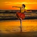 Dancing in the Light - Steffi Carter by Kent Freeman