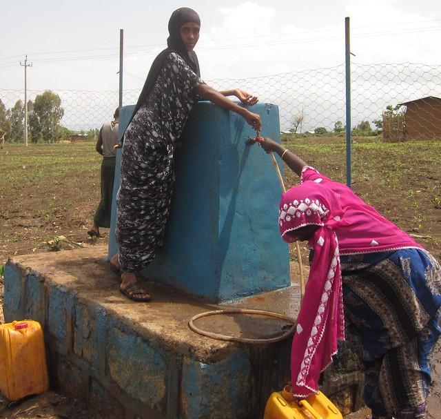 Sustainable WASH interventions - Oromia