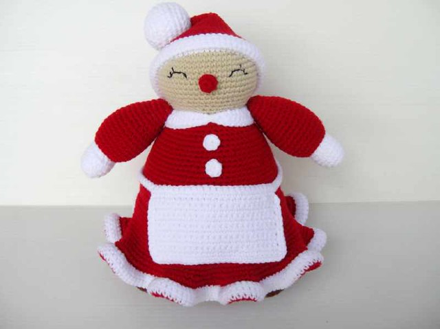 Do It 101 Free Christmas l Crochet Patterns