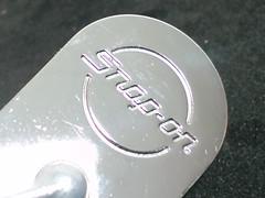 Snap-On ratchet head