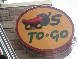 "Chili's even has ""to go"" at The Avenue at Webb Gin"