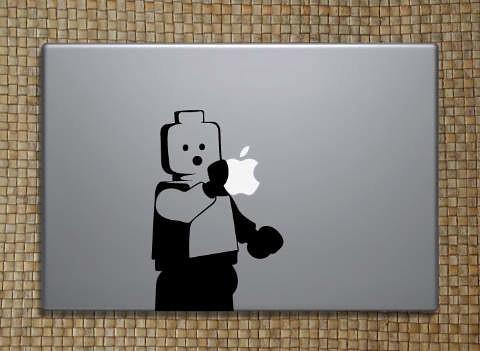 20 Cool MacBook Stickers