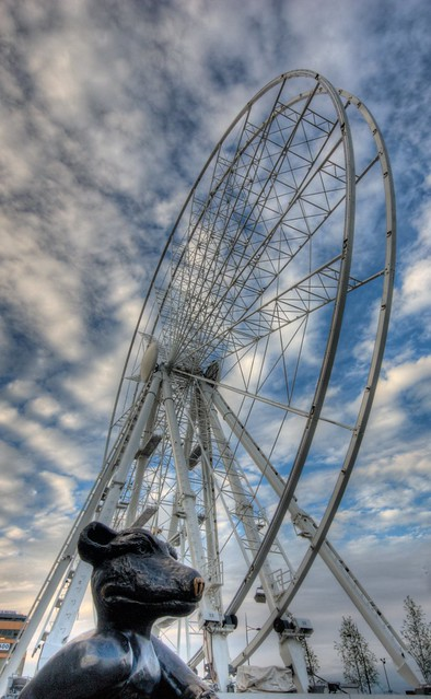 The Dublin Wheel