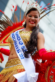 Runner-up Queen Zomercarnaval 2010
