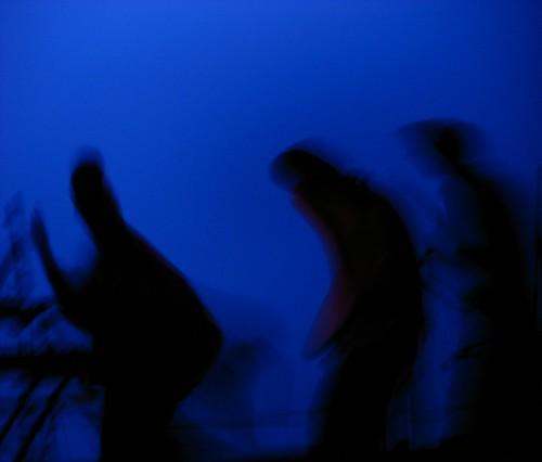 kmw Ghosties 2 by paynehollow