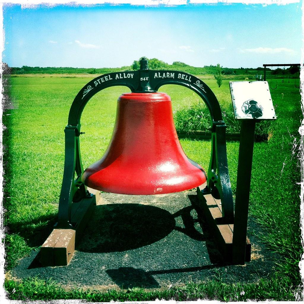 Big Brutus Alarm Bell