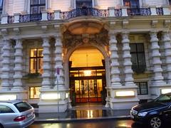 Hotel Radisson SAS Palais