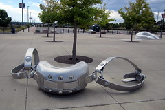 Denver - Sun Valley: Invesco Field at Mile High - Counties Gateway Plaza - Equipment Field