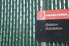 Ballston Substation