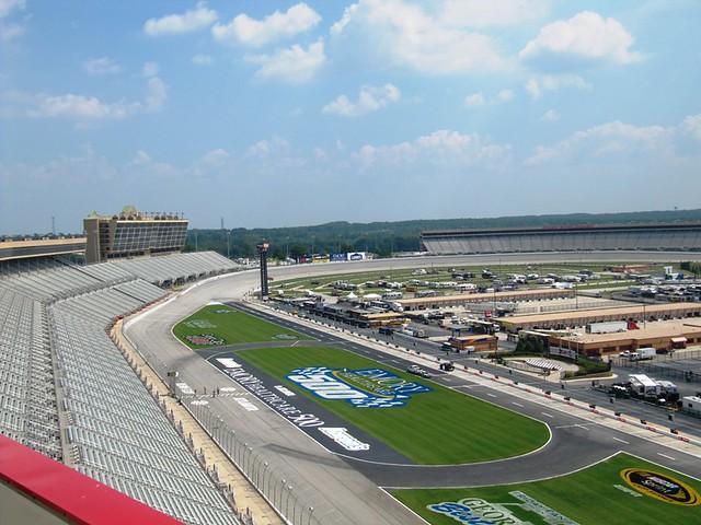 Atlanta Motor Speedway Race Track Flickr Photo Sharing