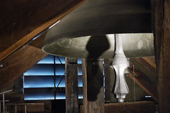 wood, church bell, bell,