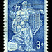 United States stamp: Labor Day