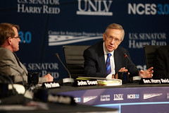 Senator Harry Reid by Center for American Progress Action Fund