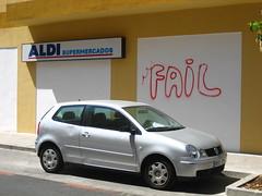 family car(0.0), volkswagen polo mk5(0.0), volkswagen polo gti(0.0), automobile(1.0), automotive exterior(1.0), wheel(1.0), volkswagen(1.0), vehicle(1.0), city car(1.0), compact car(1.0), bumper(1.0), volkswagen polo(1.0), land vehicle(1.0), hatchback(1.0),