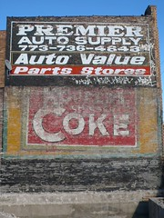 """Koppers Chicago COKE"" :: a Ghost Sign"