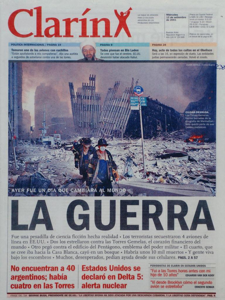 Clarin, Buenos Aires, Argentina