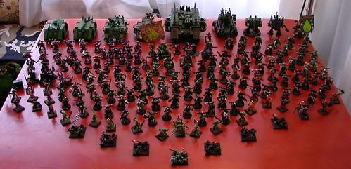Diseased Sons Army