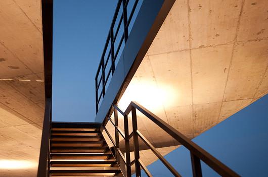 D az y d az arquitectos edificio de control ccs del puerto - Arquitectos ferrol ...