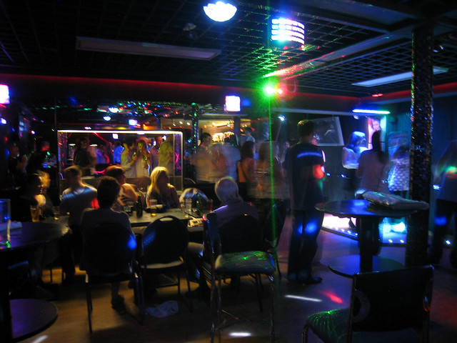 karaoke bar flickr photo sharing. Black Bedroom Furniture Sets. Home Design Ideas